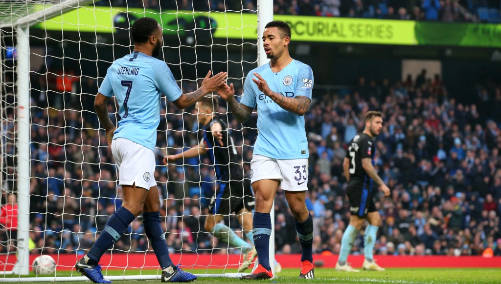 City romped to victory over Rotherham.