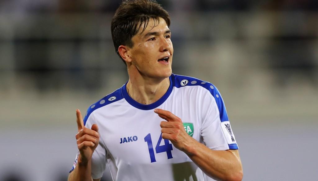 Eldor Shomurodov opened the scoring in fine fashion.