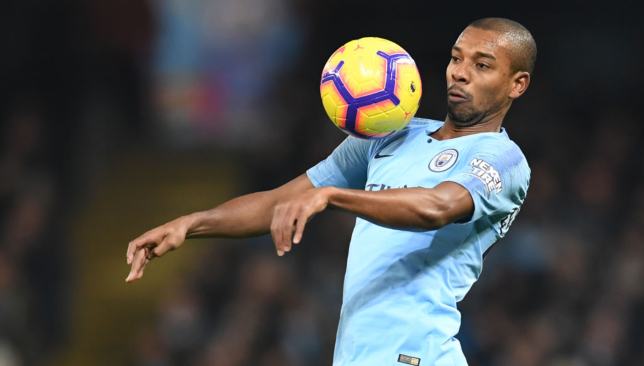 Fernandinho will be equally as key for City.