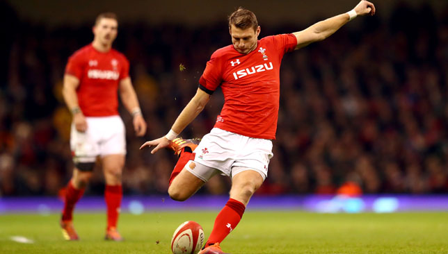 Biggar will be Wales' No10 in Japan with Gareth Anscombe injured.