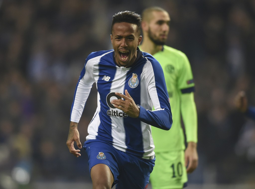 Eder Militao is a highly-rated defensive prospect.