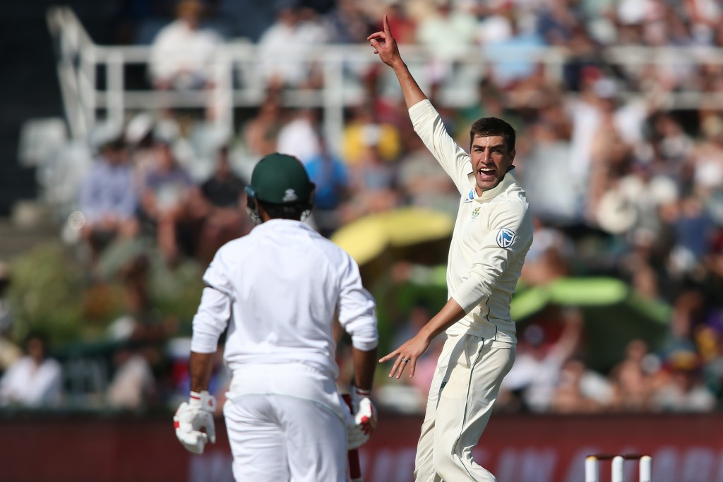 Olivier had Pakistan's number in the Test series.