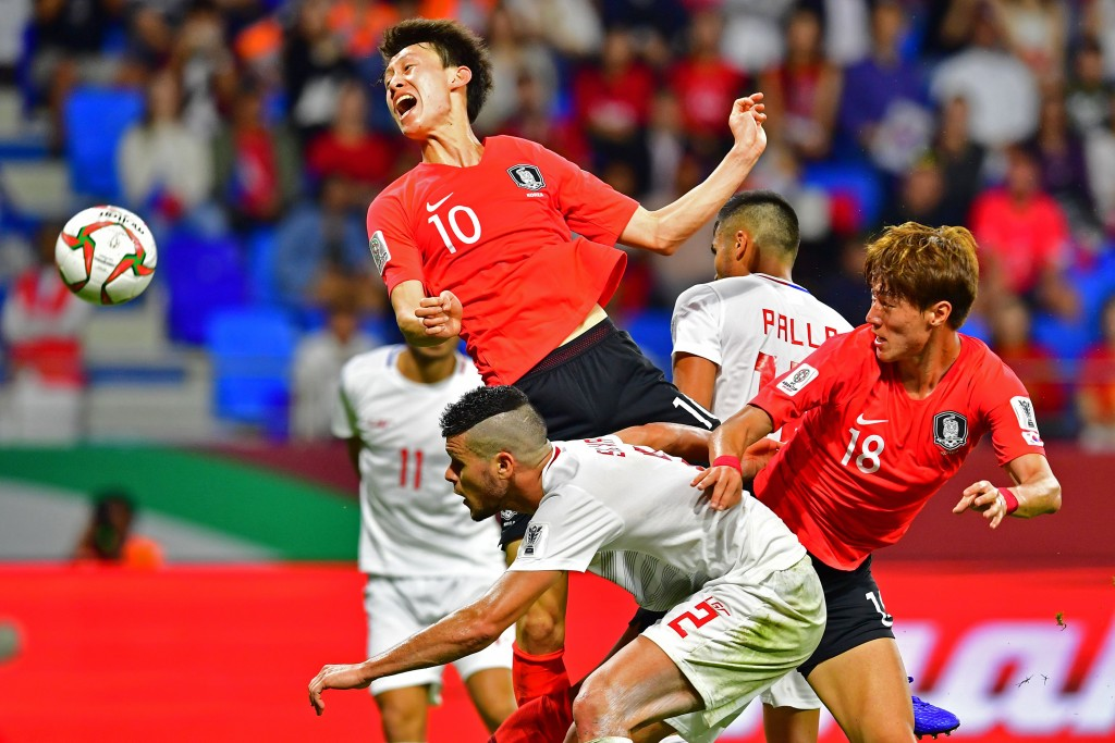 South Korea made hard work of their win.