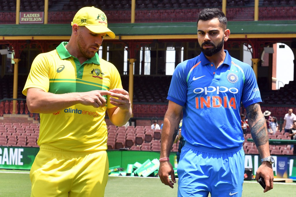 Finch has paled in comparison to his India counterpart Kohli.