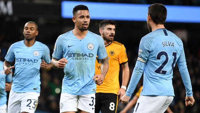 Manchester City v Wolverhampton Wanderers - Premier League