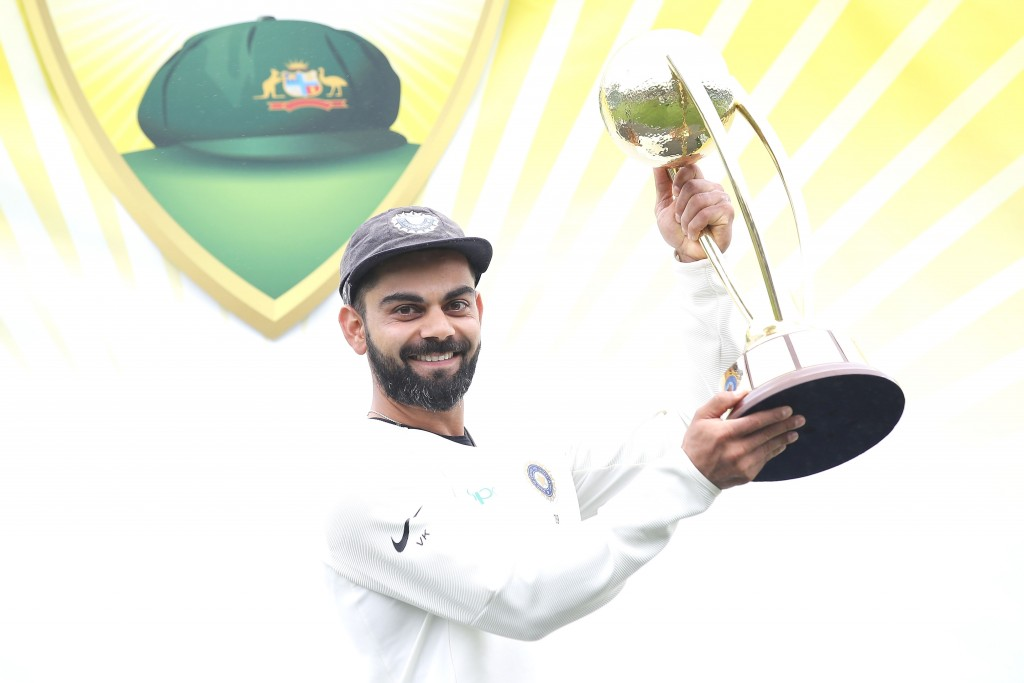 Test success remains the most important for Kohli.