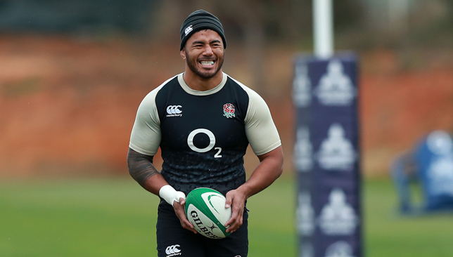 A fit again Manu Tuilagi is a dangerous weapon for England.