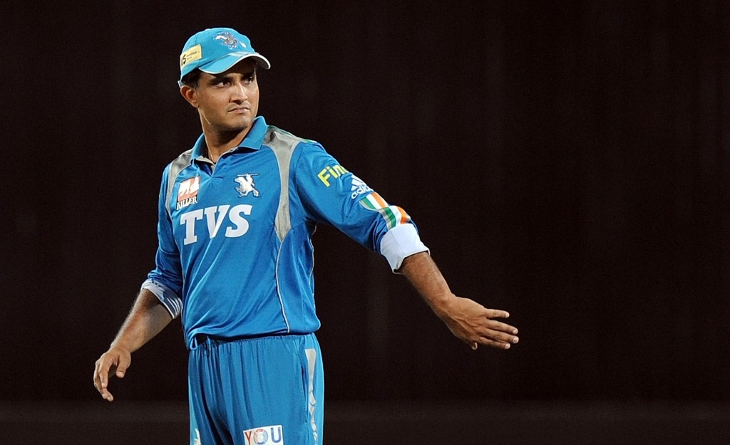Ganguly is the latest to come to Martin's aid.