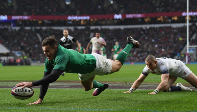 Ireland and England clash in a mouthwatering Six Nations opener in Dublin.