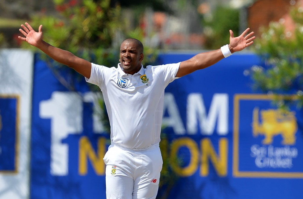 Philander is back at his favourite stomping ground.
