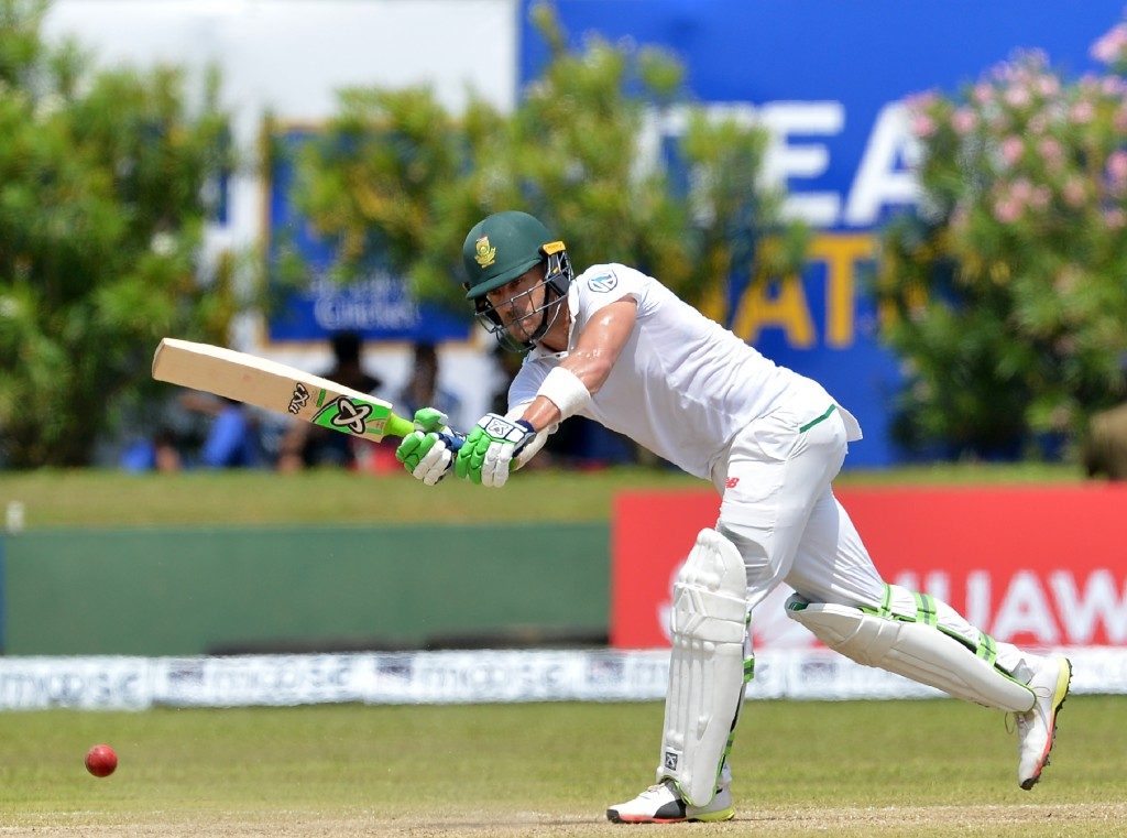 Du Plessis will be itching to get back into form.
