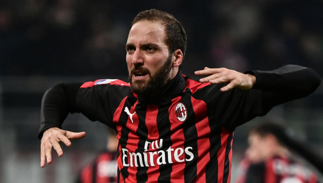 Gonzalo Higuain was one of a number of flops for Milan in recent years.