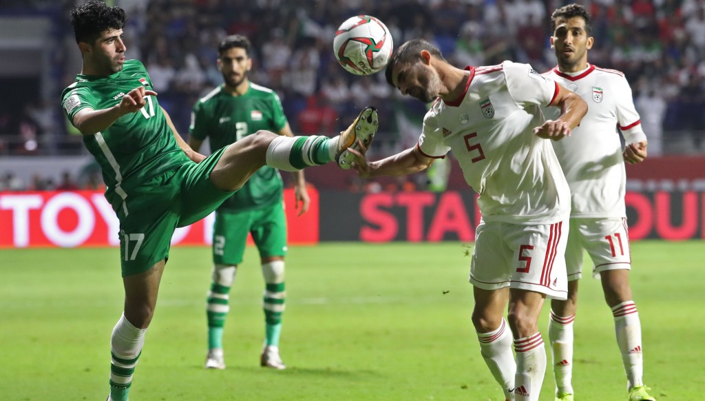 Asian Cup 2019: Defences on top as Iran are Iraq play out