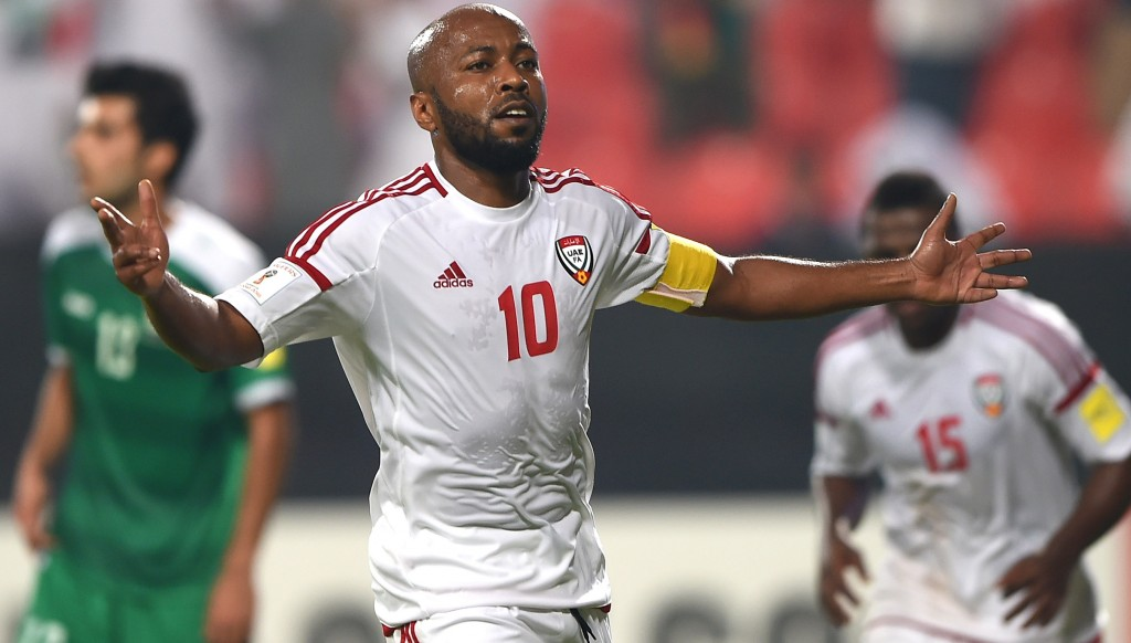 Matar is the UAE's second most capped player of all time.