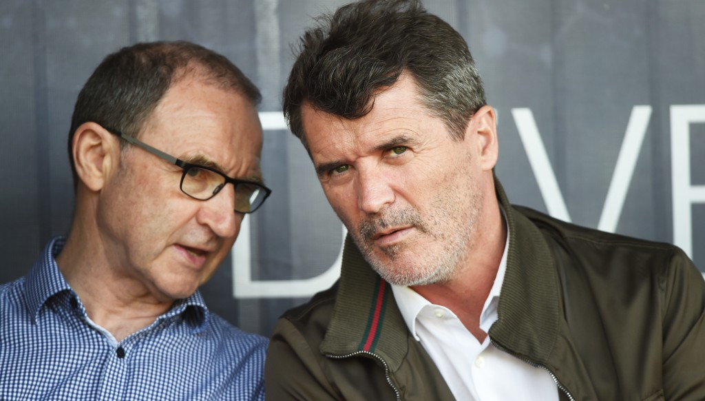 Martin O'Neill is hoping former Ireland assistant Roy Keane will join him at the City Ground.