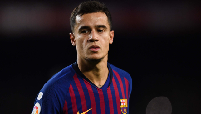 A chance in midfield for Philippe Coutinho?