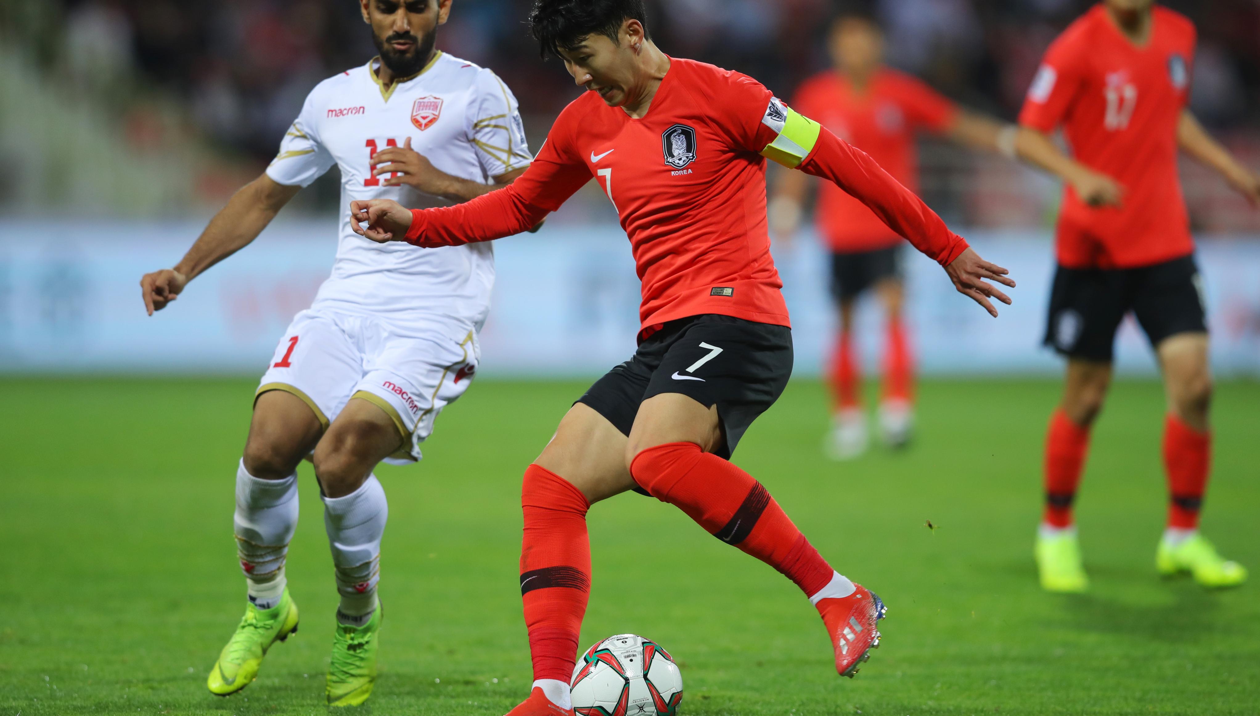 Asian Cup 2019: Tottenham star Son Heung-min does not feel