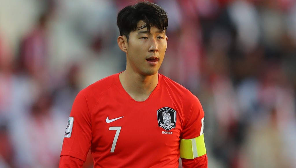 Son assisted both goals in Korea's win over China, but was less influential against Bahrain.