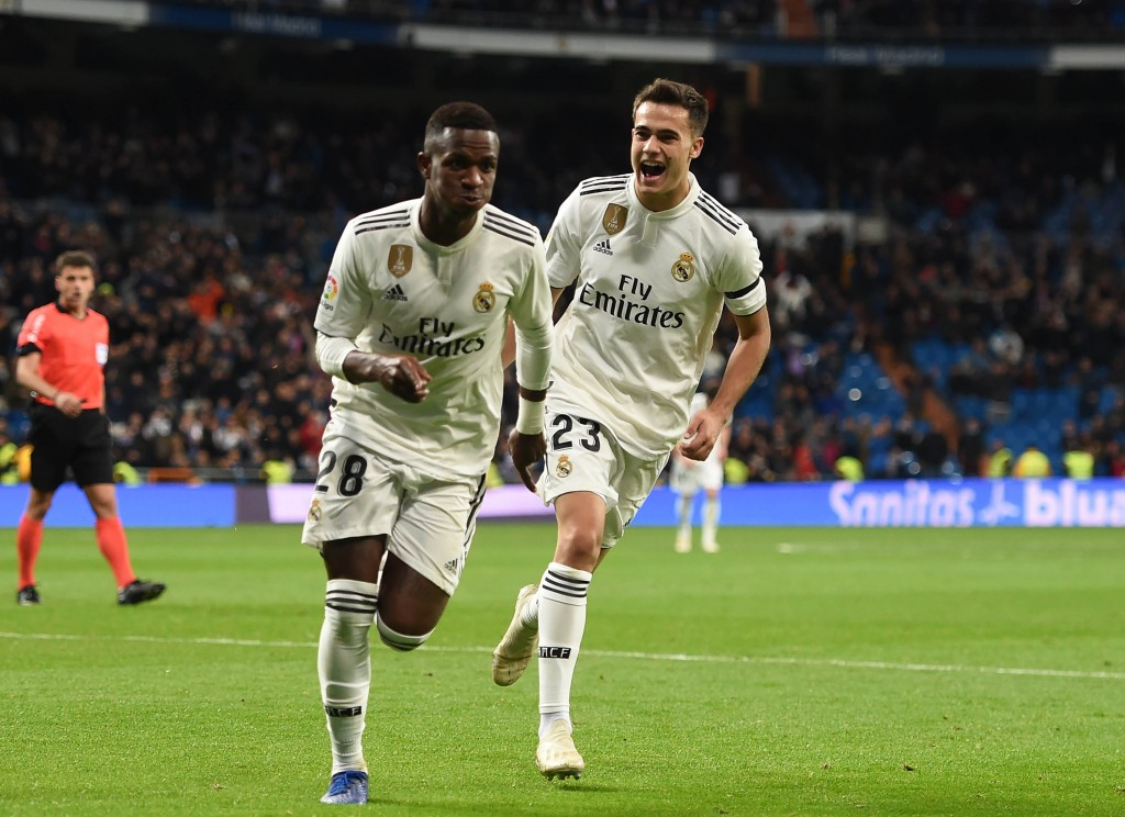 Vinicius will look to keep up his good run