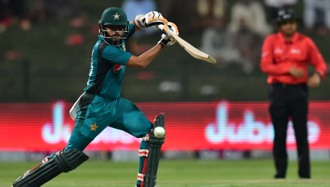 Babar Azam has been in scorching form of late.