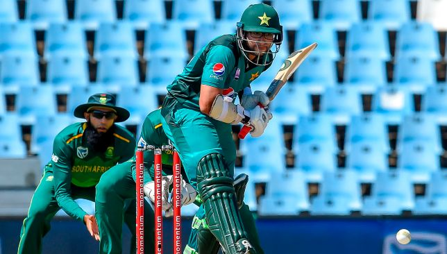 South Africa v Pakistan third ODI Live Score: Ball-by-ball updates