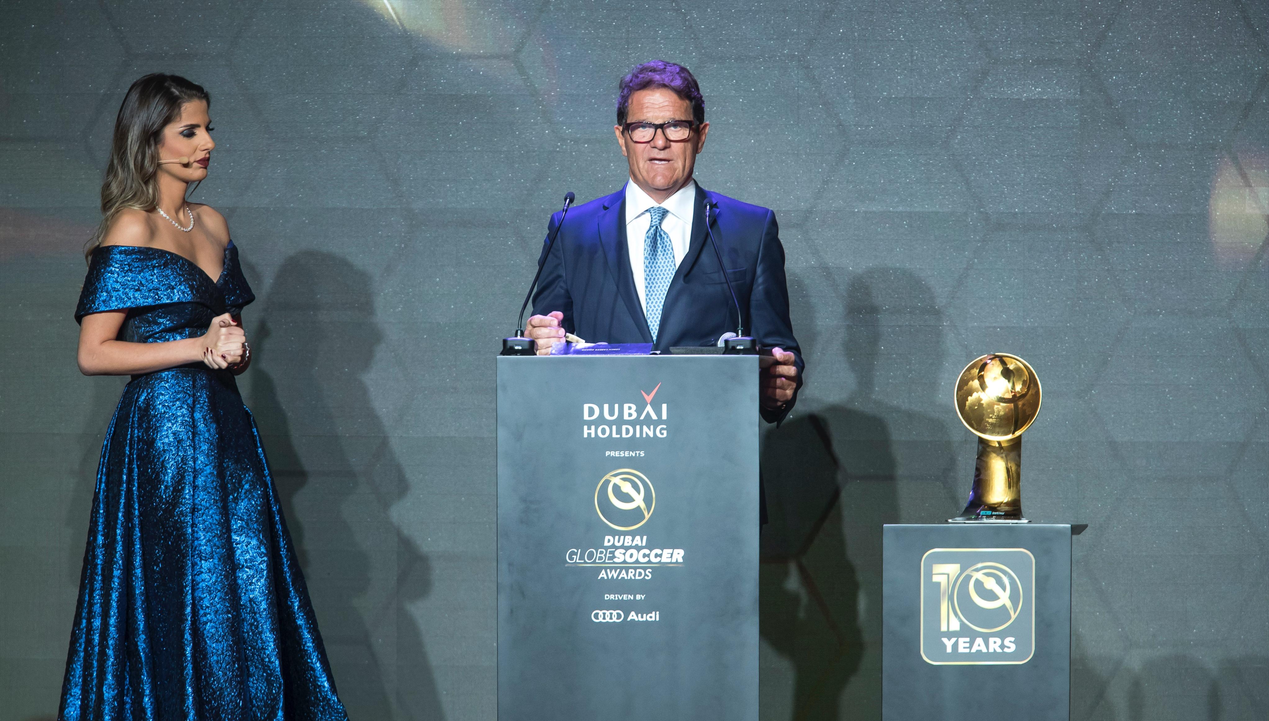 Fabio Capello says Lionel Messi represents genius and Cristiano Ronaldo  strength - Article - Sport360 e47dd2c73eee