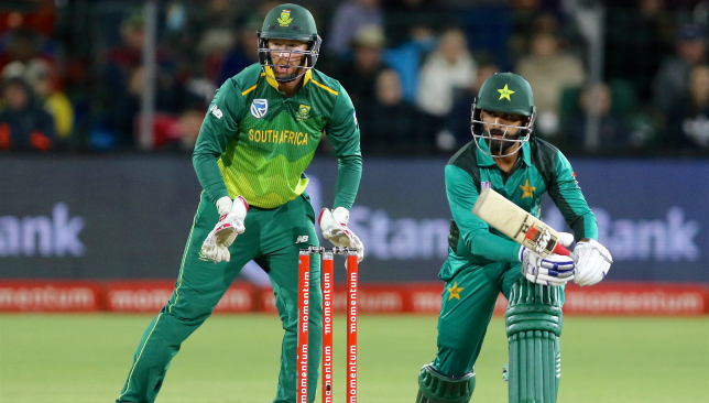 Pak vs sa cricket match live score