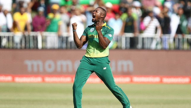 A four-wicket haul for Andile Phehlukwayo.
