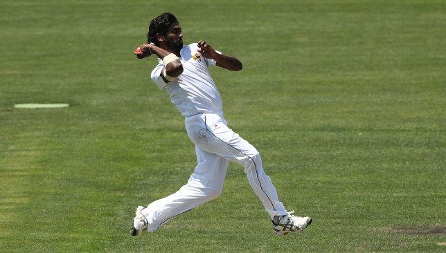 Kumara will join Nuwan Pradeep on the sidelines.