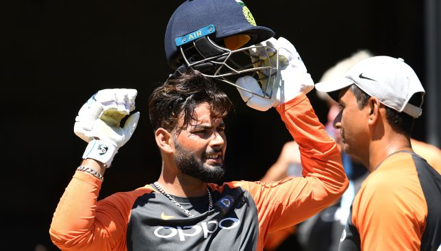 Pant's had a stellar introduction to international cricket.