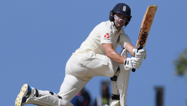 Burns has had a promising start to his Test career.