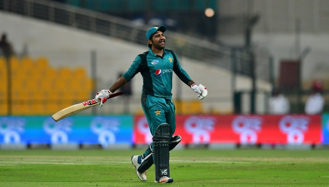 The Sarfraz controversy takes a back seat for now.