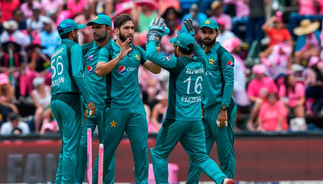 Pakistan will look to erase their Newland miseries.