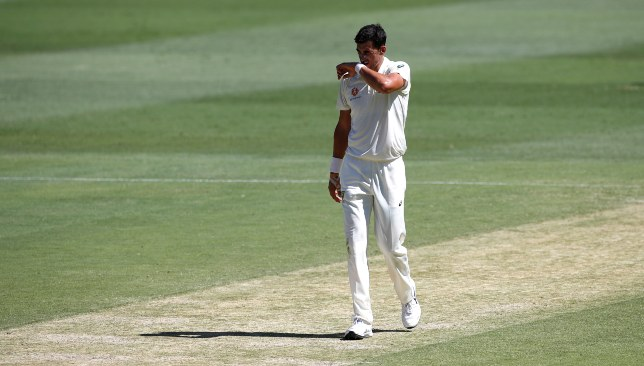 Starc has endured a poor summer by his standards.