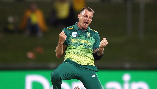 Steyn is back for the Proteas.