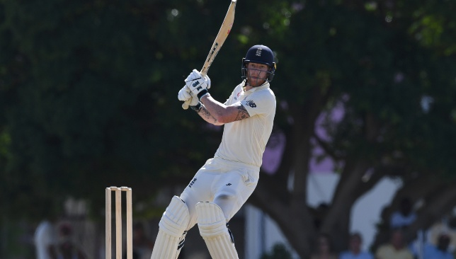 Stokes will look to take 2019 by the scruff.