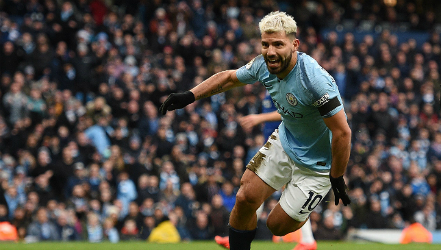 Sergio Aguero equalled the record of Premier League hat-tricks held by Alan Shearer against Chelsea.