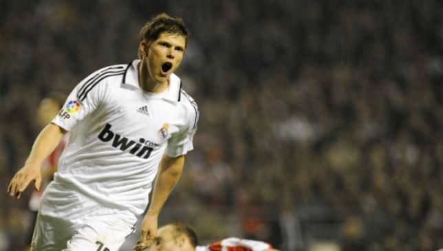 Klaas-Jan Huntelaar has mixed memories of his time at Real Madrid.