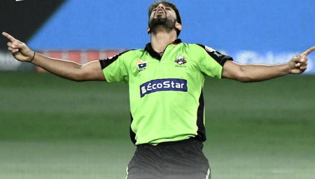 Rauf was the star of the opening weekend. of PSL 4. [Image: Twitter/@lahoreqalandars]