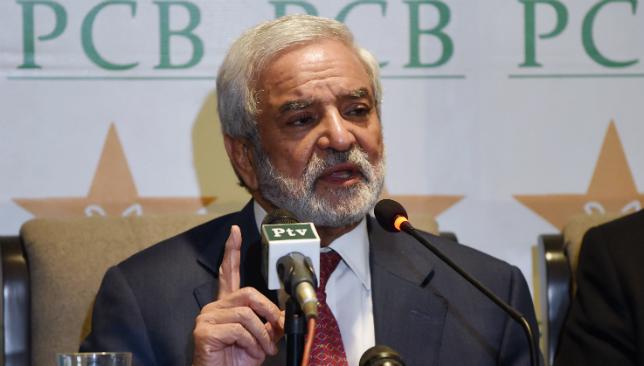 PCB chief Ehsan Mani.