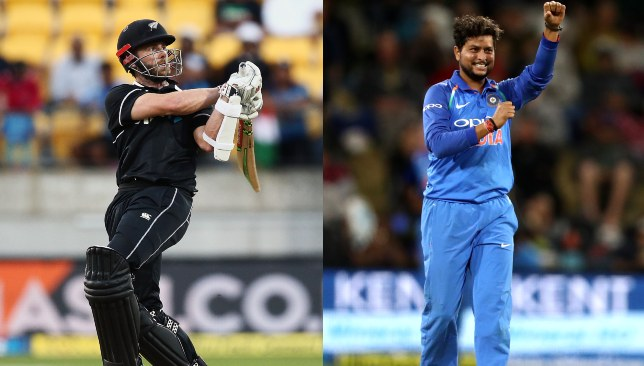 Williamson's battle against Kuldeep should be an intriguing one.