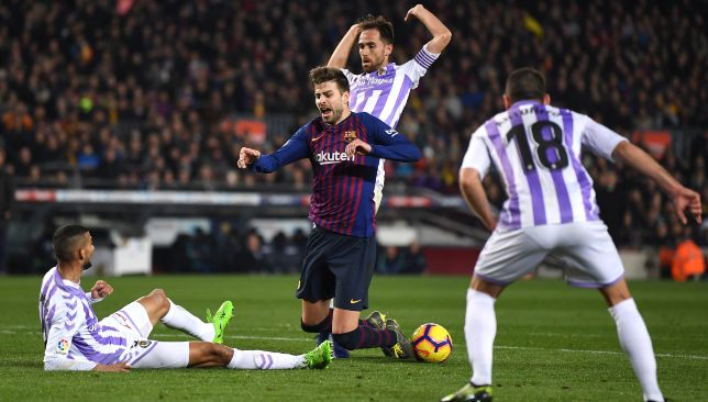 LaLiga: Why Barcelona played 1-0 against Real Valladolid - Ernesto Valverde