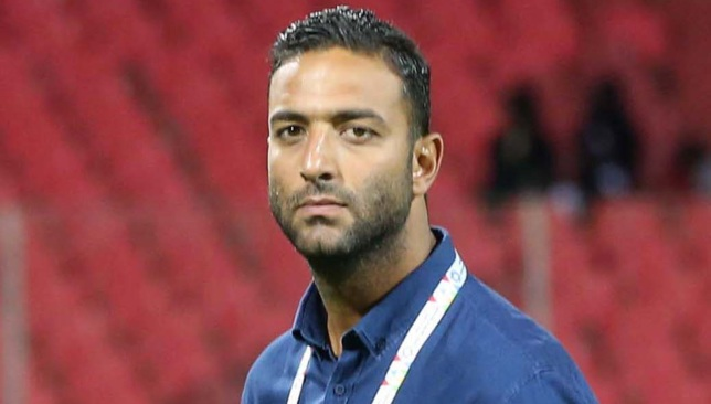 Mido is in charge at Al Wehda (epa).
