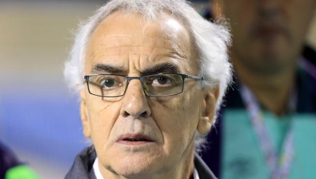 Jorge Fossati in defeat at Al Fateh (epa).