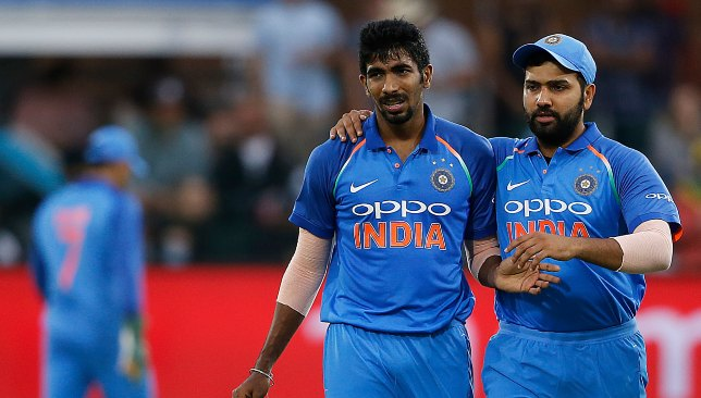 Bumrah conceded only two runs in the penultimate over.