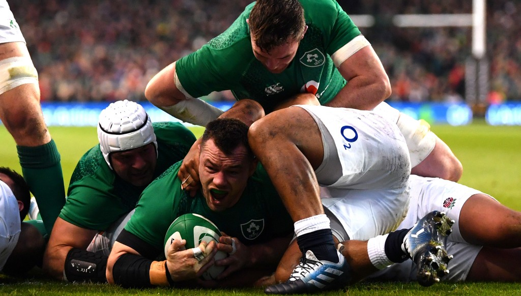 Ireland have to recover quickly this weekend against Scotland.