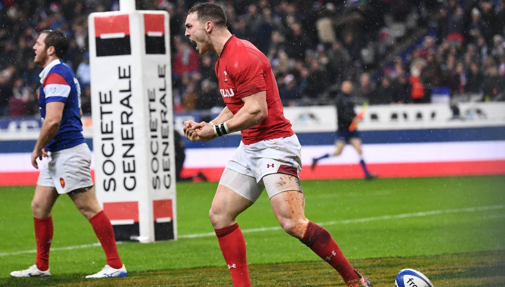 North has 38 tries in 86 Welsh caps.