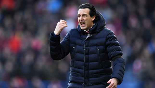 Unai Emery is looking to steer Arsenal back into the Champions League after a three-year break.