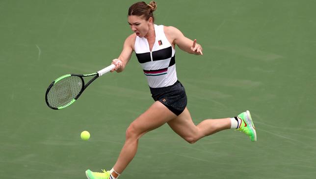 Bencic upsets Halep in Dubai, Kvitova wins