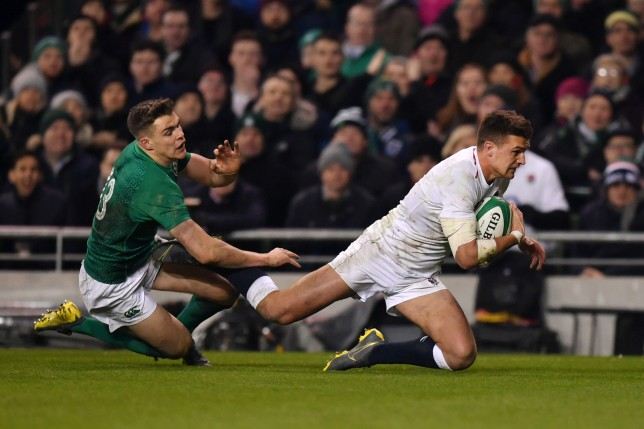 Ireland need to be accurate and assertive against dominant England at Twickenham thumbnail